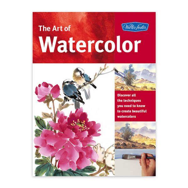 walter-foster-the-art-of-watercolor-book