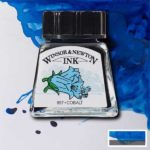 Ink-14ml-Cobalt-Winsor-&-Newton