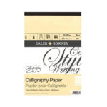 Daler-Rowney-A4-Calligraphy-Pad
