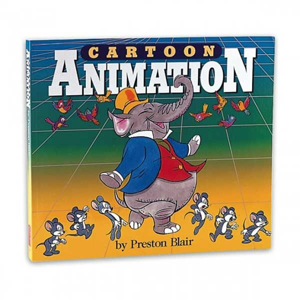 Walter-Foster-Cartoon-Animation-Book