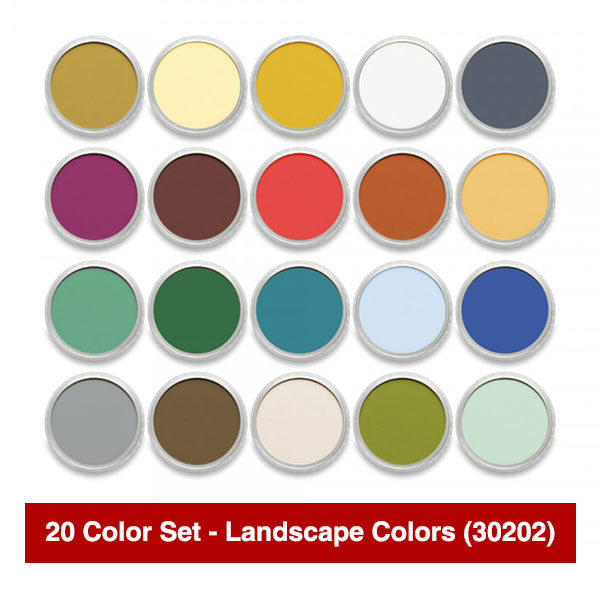 PanPastel-Ultra-Soft-Artists-Painting-Pastels-Landscape-Colors-20-Color-Set-30202