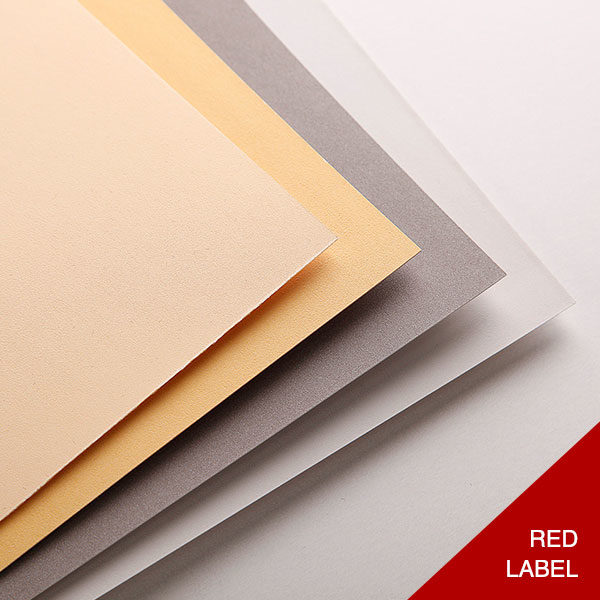Clairefontaine-Pastelmat-Glued-Pad-Red-Label-Paper-Colours