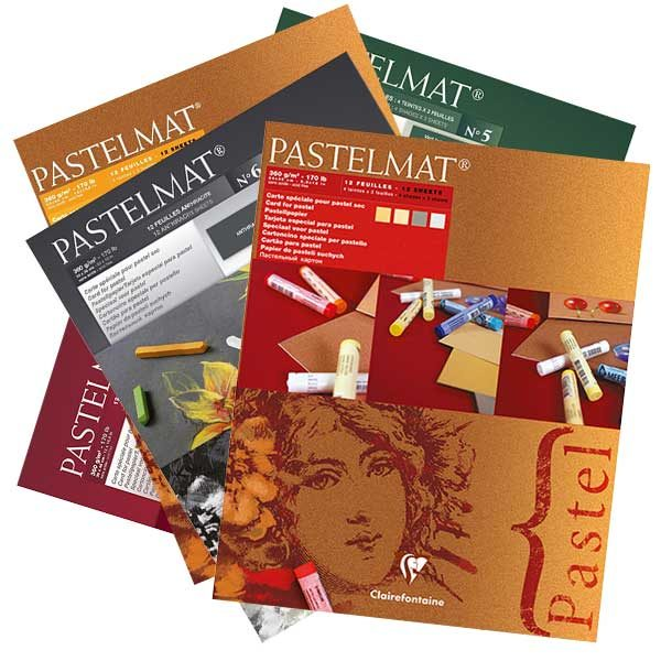 Clairefontaine-Pastelmat-Glued-Pads