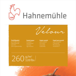 Hahnemuhle-Pastel-Paper-Velour-260gsm-Sheets-Cover