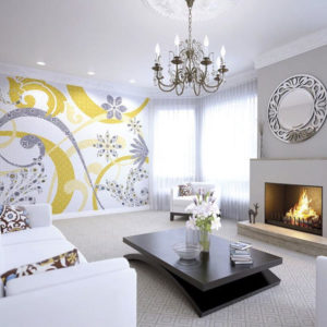 Abstract-Swirls-Wall-Mural-XLWS0116-in-a-living-room-scene