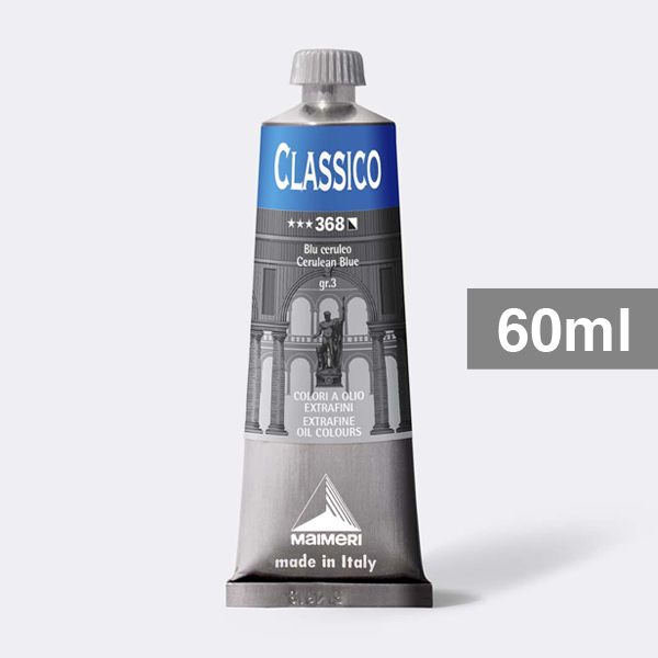 Classico-Oil-Paint-60ml-Tube