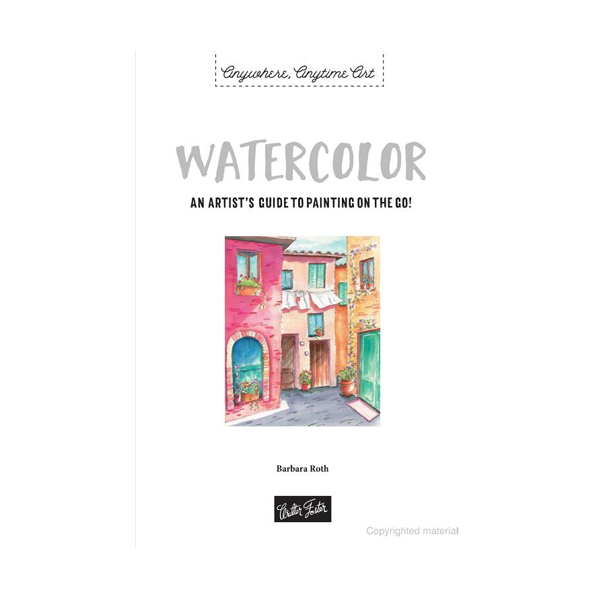 Walter-Foster-Anywhere-Anytime-Art-Watercolor-Book-Inner-Page-01