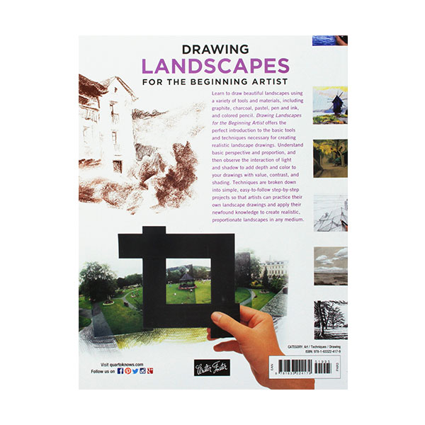 Walter-Foster-Drawing-Landscapes-for-the-Beginning-Artist-Book-Back-Page