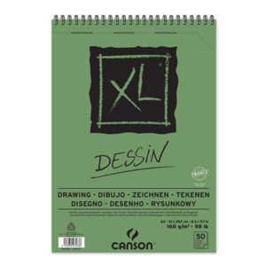 Canson-XL-Drawing-A4-Pad-cover