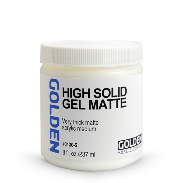 Golden-Gel-Medium-High-Solid-Gel-Matte-(3130)-237ml-Bottle